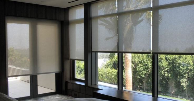 Architects' Plans For Window Shades