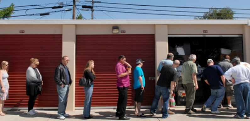Exactly what is a Self Storage Auction?