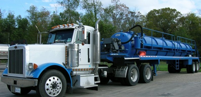 Avoid Hearing Problems When Cleaning Sewers With Vacuum Trucks!