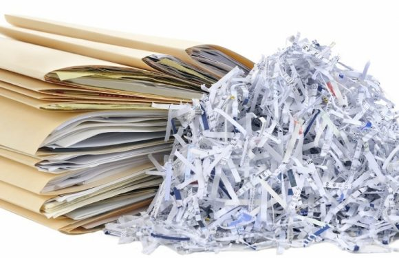 What Are the Issues with In-House Document Shredding?