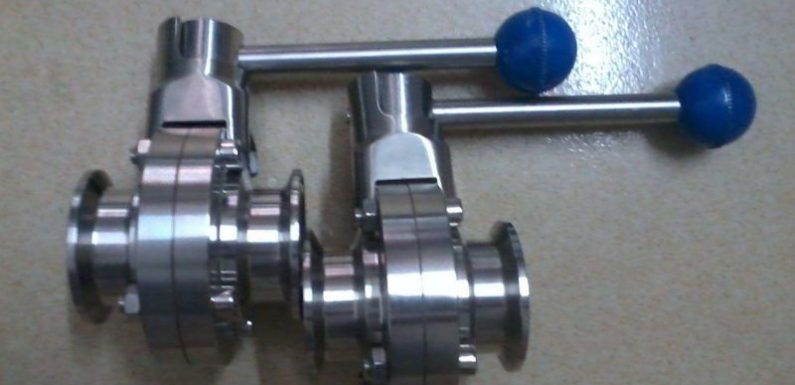 Are You Familiar with The Details About Sanitary Valves?
